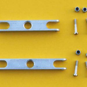 Folding Propeller Hardware